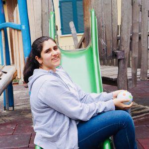 Portrait von Essra Rashid (seit 2019)