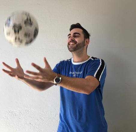 Portrait von Luca Milano (seit 2016)