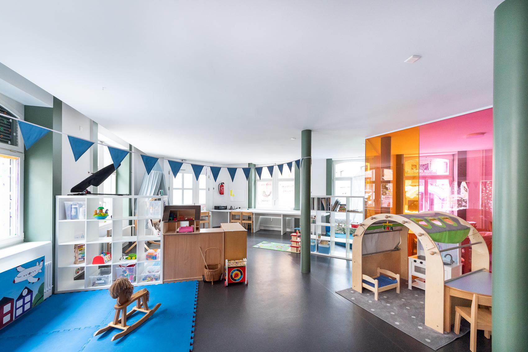 Gruppenraum Kindervilla x